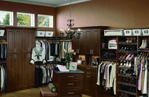 衣柜系列案例